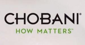 Chobani tagline